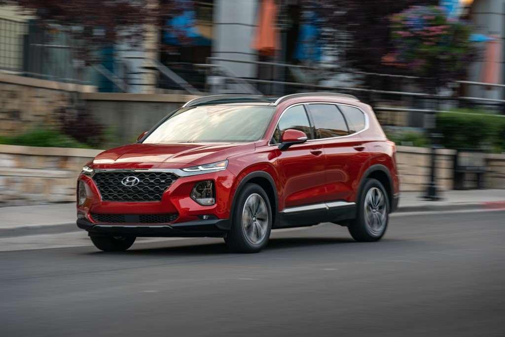 All New Hyundai Santa Fe Suguhkan Performa Menyenangkan