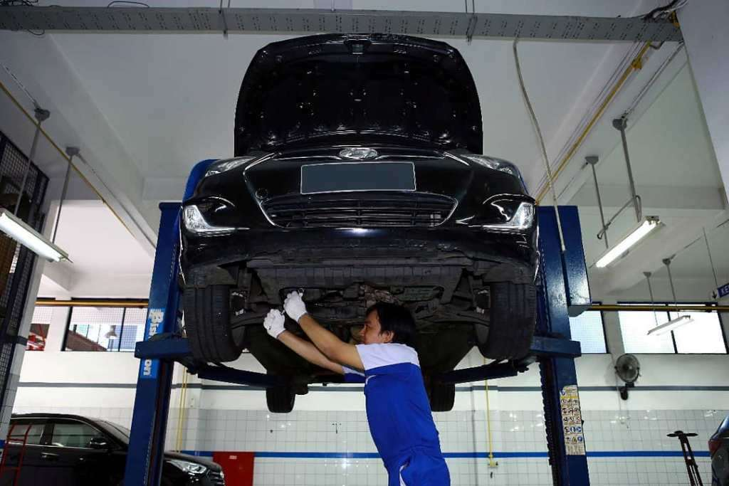 Keuntungan Servis Berkala di Bengkel Resmi Hyundai