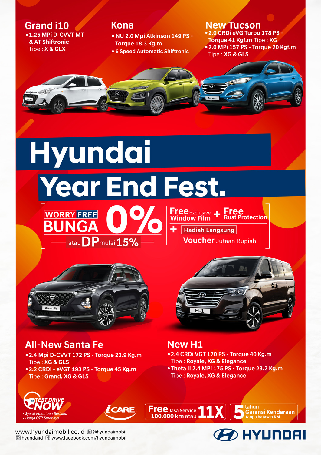Hyundai Year End Fest 2019