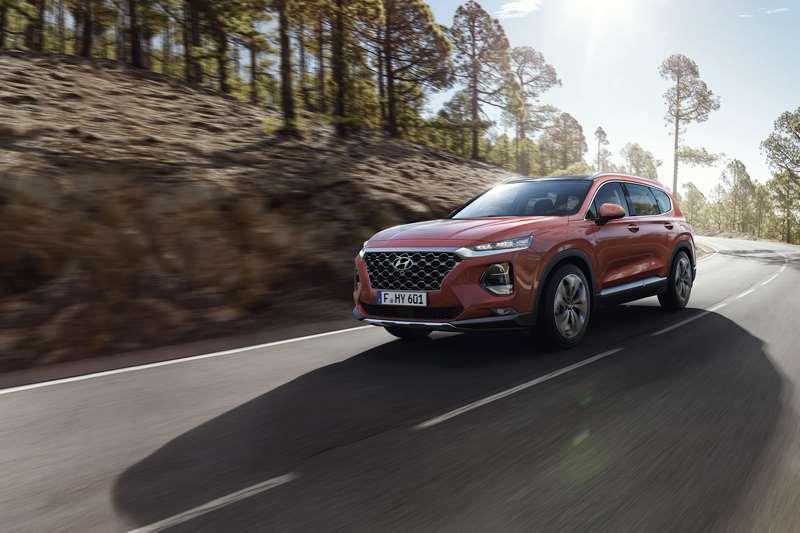 Generasi Keempat Hyundai Santa Fe Diluncurkan di Korea