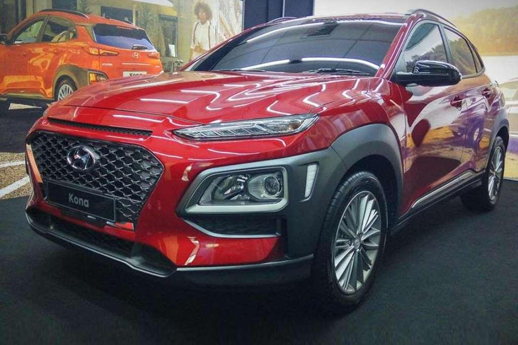 Hyundai Kona, SUV Era Milenial