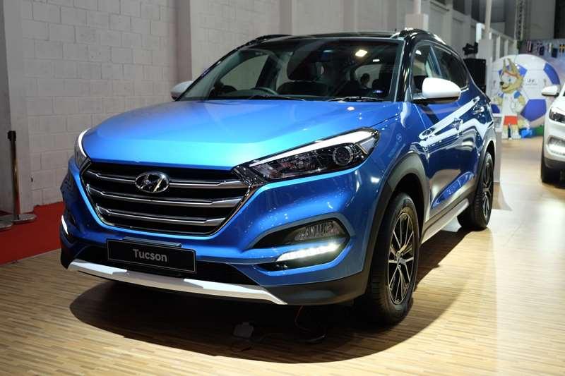 Hyundai Tucson Dan Santa Fe Special Edition Tampil Istimewa Di IIMS 2018