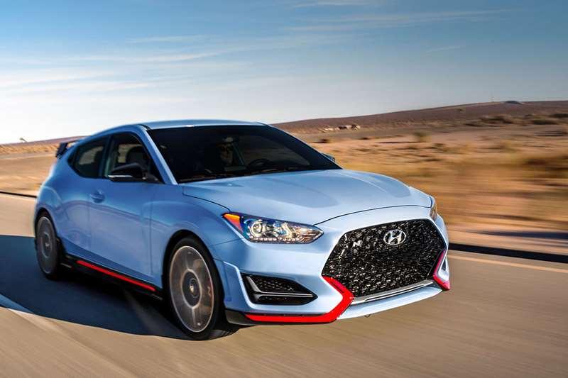 Hyundai Veloster N Yang Lebih Bertenaga