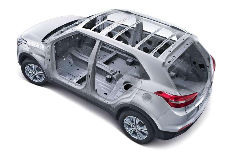 Struktur Rangka Hyundai Yang Diakui Dunia