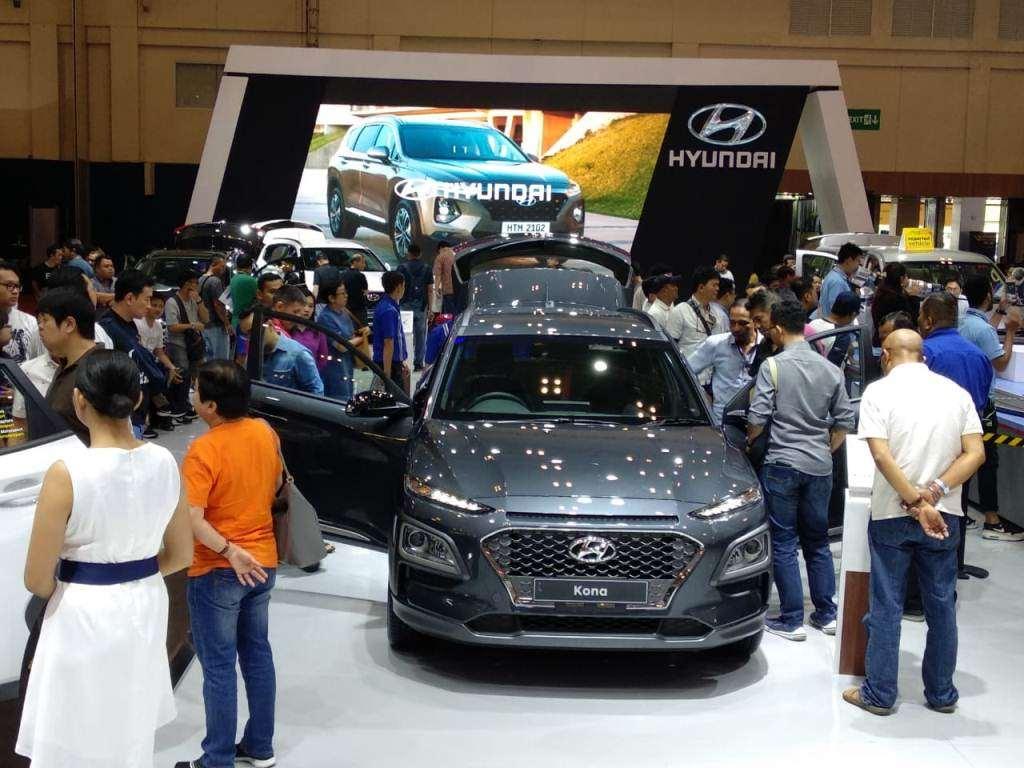 Ini Daftar Mobil-Mobil Hyundai di GIIAS 2019