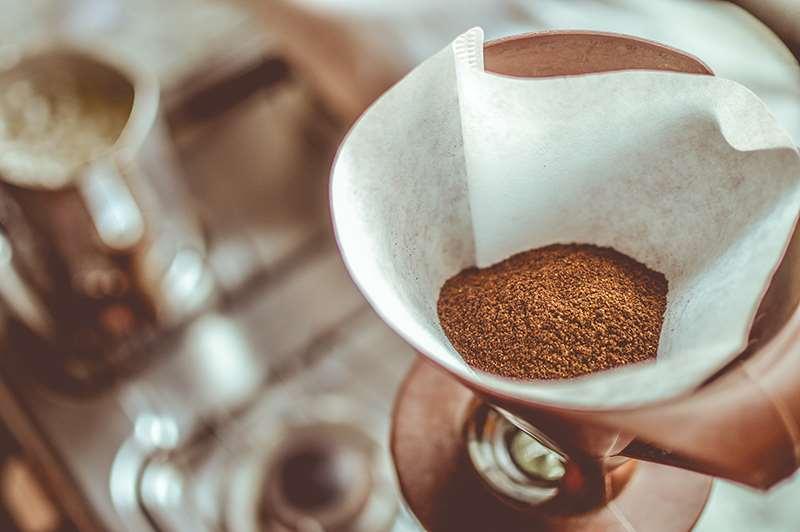 Menikmati Manual Brewed Coffee