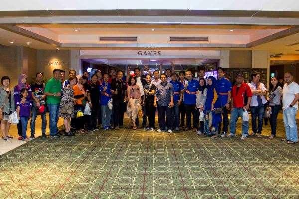 Komunitas Hyundai Nonton Bareng Galih & Ratna