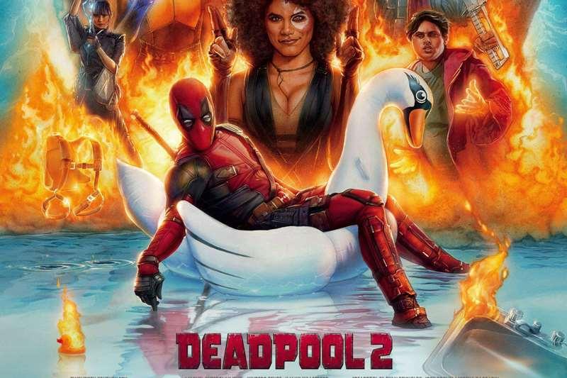 Review Film Deadpool 2