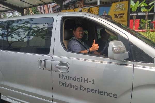 Testimoni Peserta Hyundai Test Drive Challenge