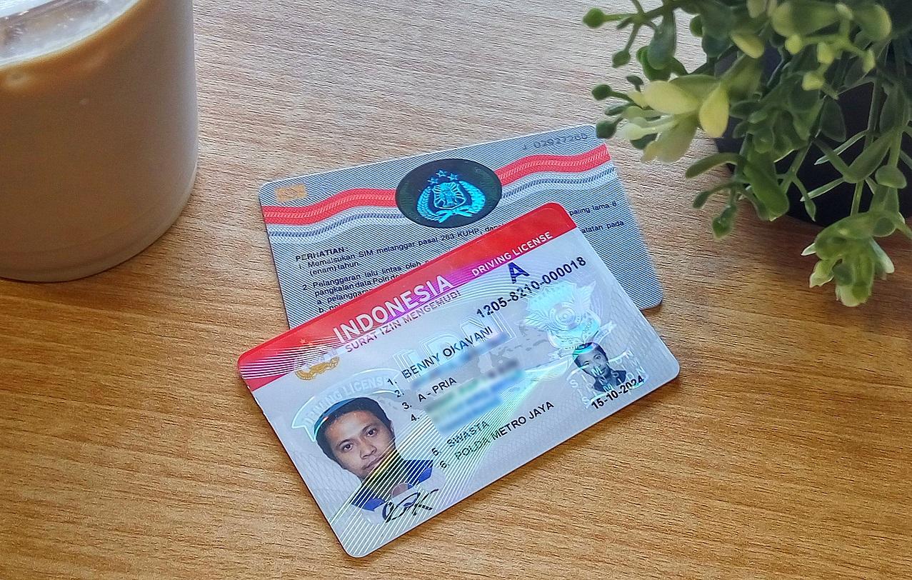 Uji Praktik SIM Secara Elektronik