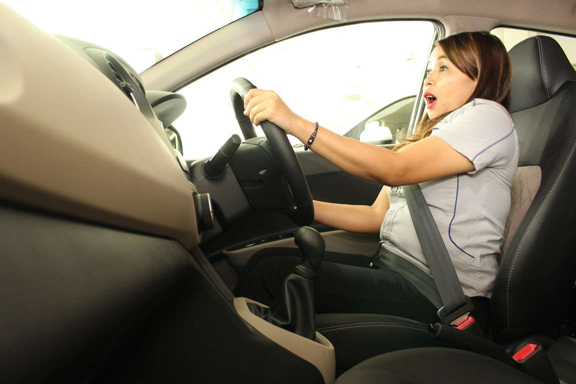 Jangan Panik Ketika Rem Mobil Blong