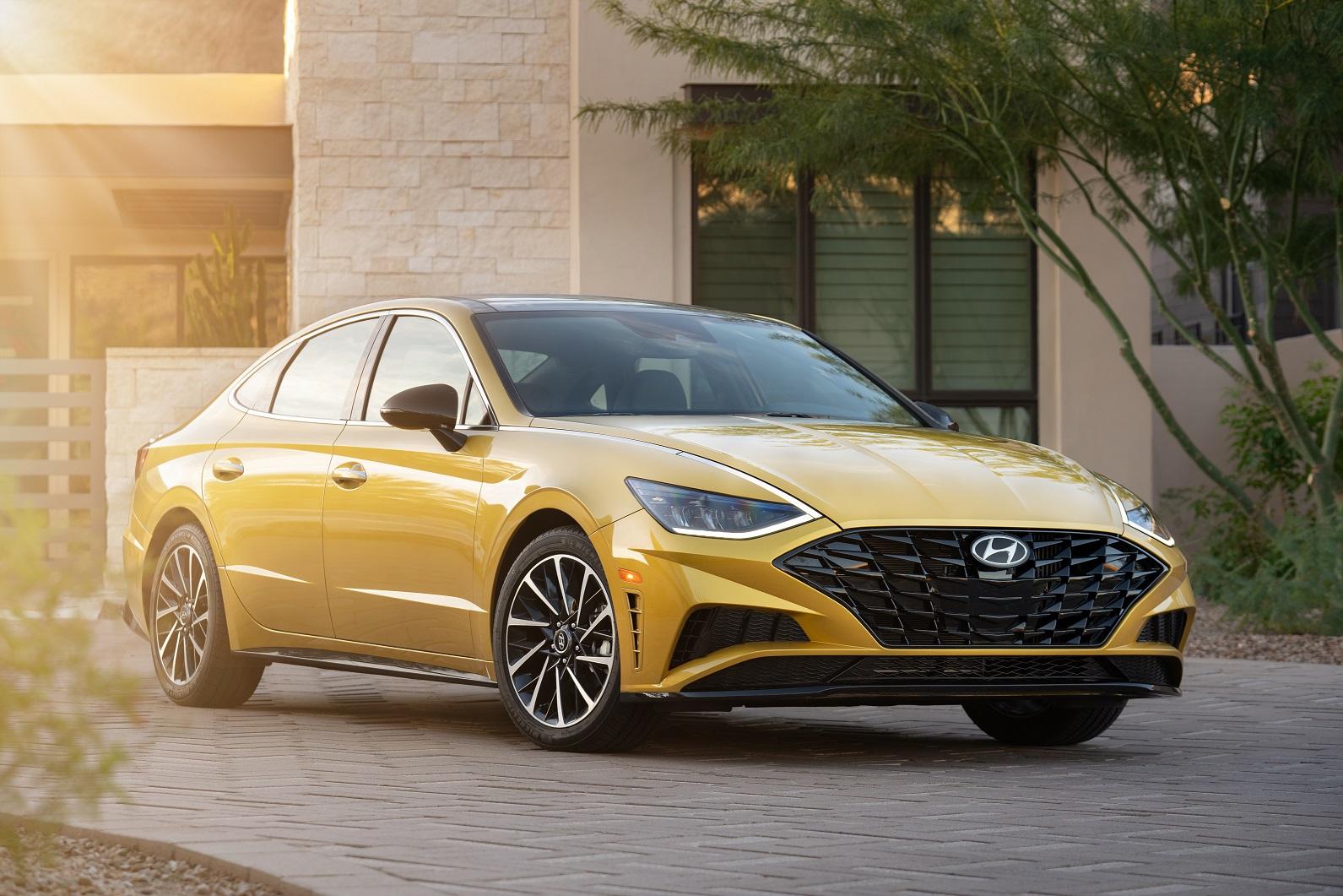Mengenal Hyundai Sonata 2020