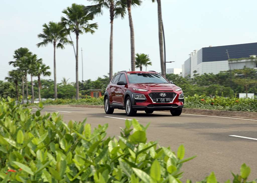 Spesifikasi Lengkap Dari SUV Baru Hyundai Kona