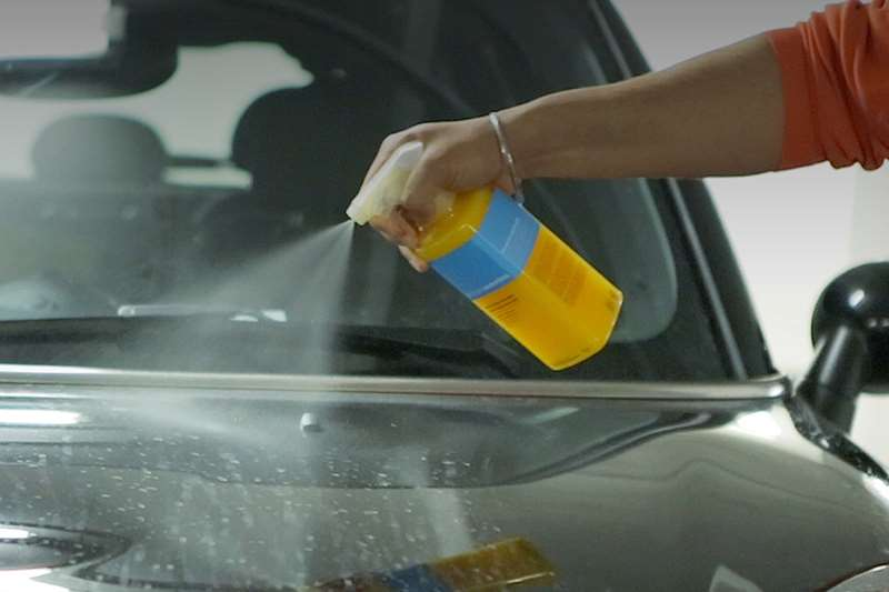 Waterless Car Care: Bersih Tanpa Basah
