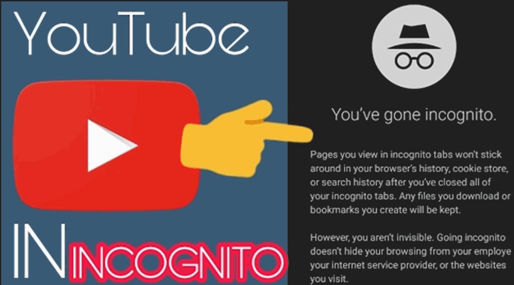 Youtube Punya Mode Incognito, Bisa Menonton Tanpa Meninggalkan Jejak