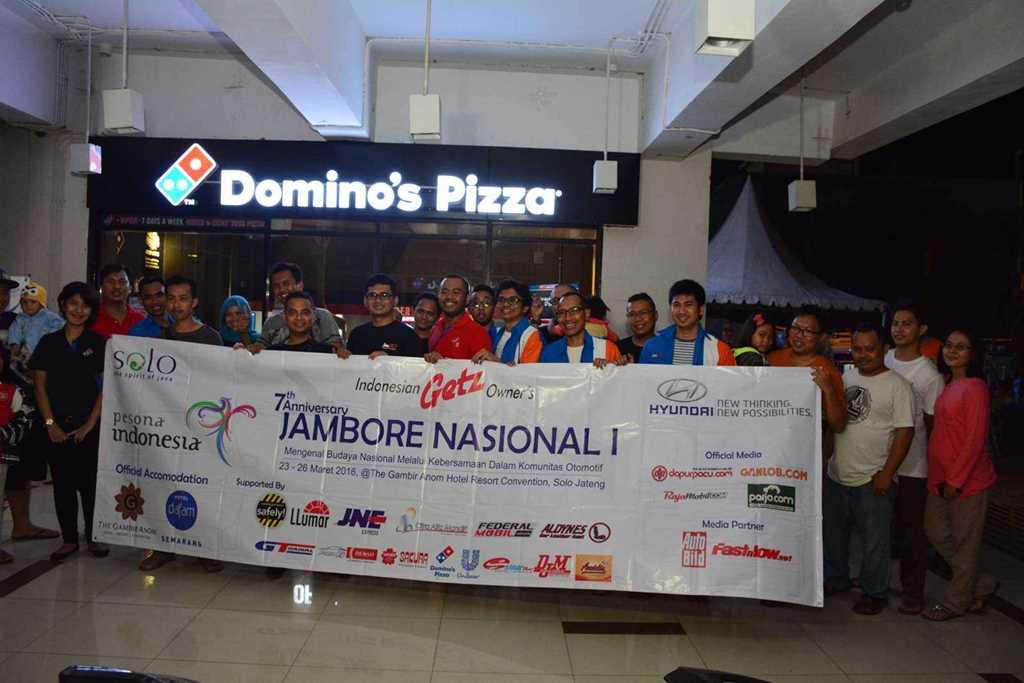 Jambore Pertama INAGO
