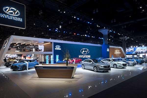 Hyundai GIIAS 2016, Modern Dan Premium