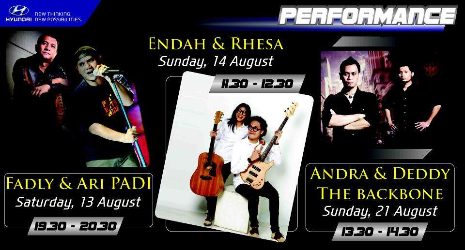 Week End Musikal Bersama Hyundai