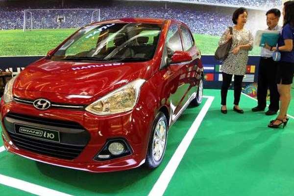 Tips Melihat Mobil Baru di Pameran
