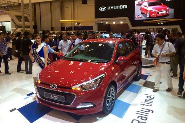 Hyundai Resmi Hadirkan All New i20 Di GIIAS 2016