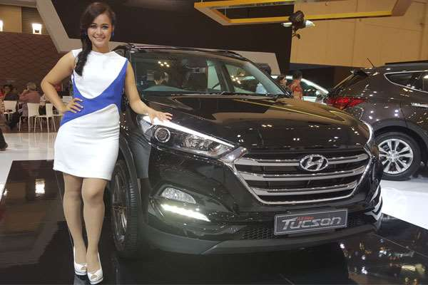 All New Tucson XG 2016, Makin Mewah