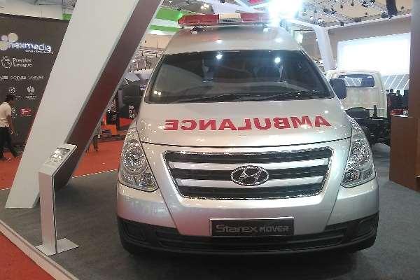 Ambulance Hyundai, Utamakan Keselamatan Pasien