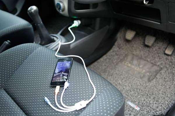 Mobile Charging, Aman Untuk Baterai Dan Mobil