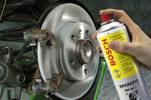Brake Cleaner, Bersih Pangkal Presisi