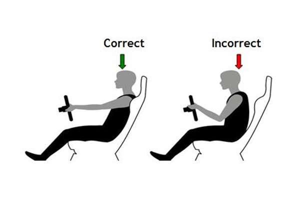 Posisi Duduk Saat Mengemudi, Jangan Asal Enak