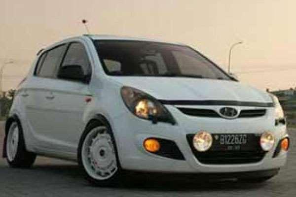 4 Jurus Mudah, Modifikasi Mobil Kecil