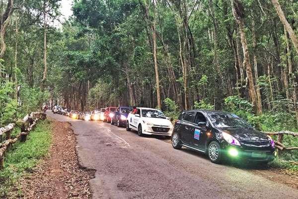 Komunitas i20 Indonesia, Pesta Di Jogja Dan Dieng