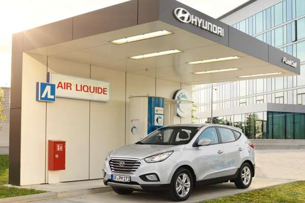 Hyundai Buka Stasiun Pengisian Hidrogen Pertama Di Jerman