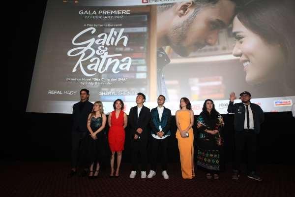 Hyundai Indonesia Turut Sukseskan Film Galih dan Ratna