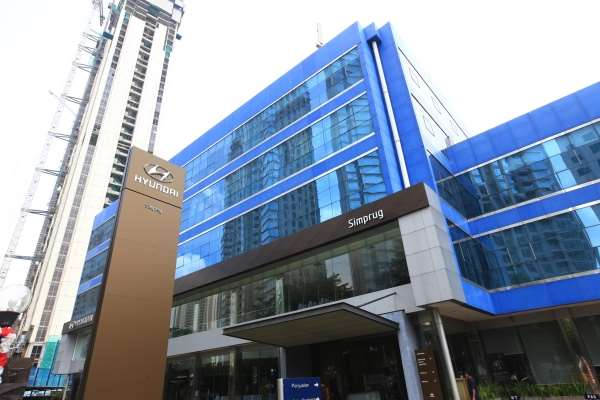 Hyundai Indonesia Menempati Gedung Baru