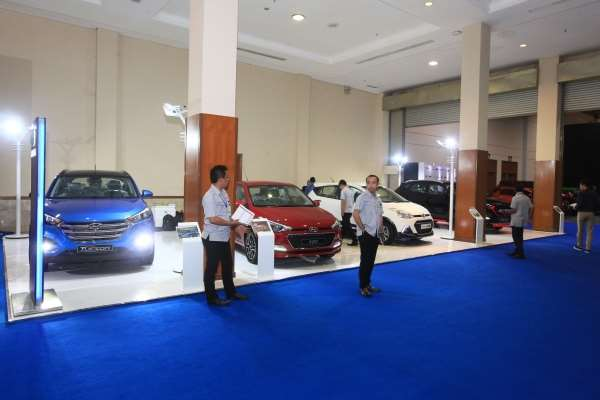 Promo DP Rendah dan Paket Dress-Up Tucson GLS