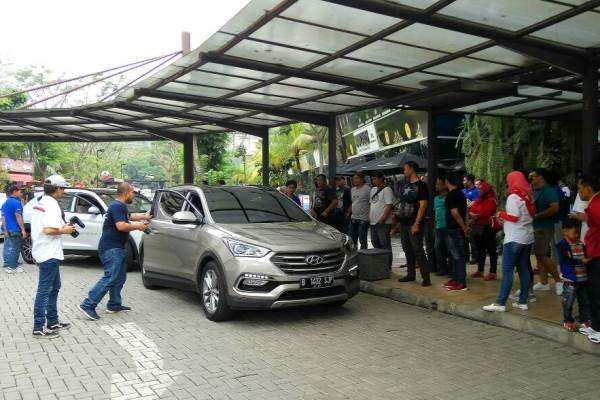 Hyundai Gelar Test Drive Challenge Di The Breeze, BSD Tangerang