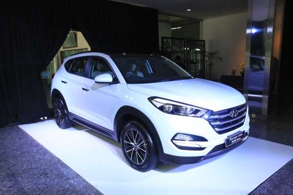 Hyundai Hadirkan All New Tucson Diesel
