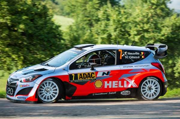 Hyundai i20 WRC, Si Mungil Pelibas Segala Medan