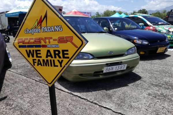 Hyundai Accent Series Club Indonesia (Accent-er), Rutin Berkegiatan Sosial