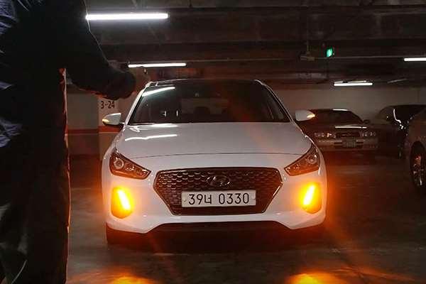Hyundai i30 3rd Generation, Pintarnya Fitur Safety Unlock Key