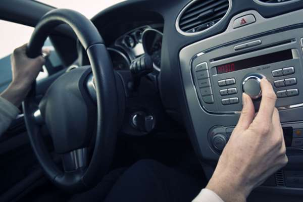 Musik Bisa Pengaruhi Cara Menyetir?