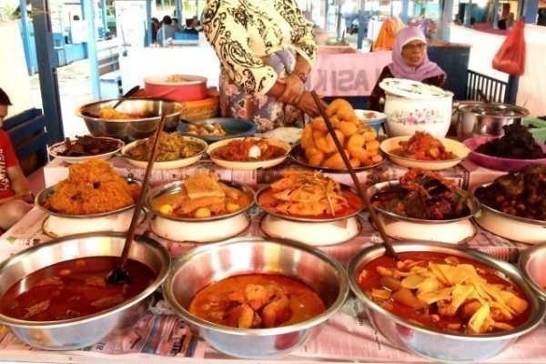 8 Kuliner Nikmat dan Menggugah Selera Khas Sumatera