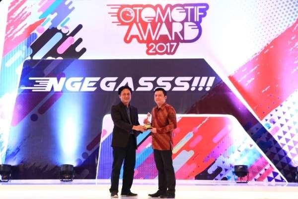 Hyundai Raih 3 Penghargaan di Otomotif Award