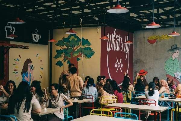 5 Lokasi Favorit Kafe Mie Instant