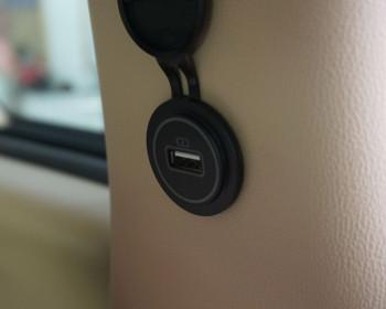 Charger Hyundai H-1 Dukung Produktivitas Anda