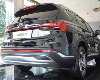 Light Bar Hyundai Santa Fe Pertegas Desain Buritan