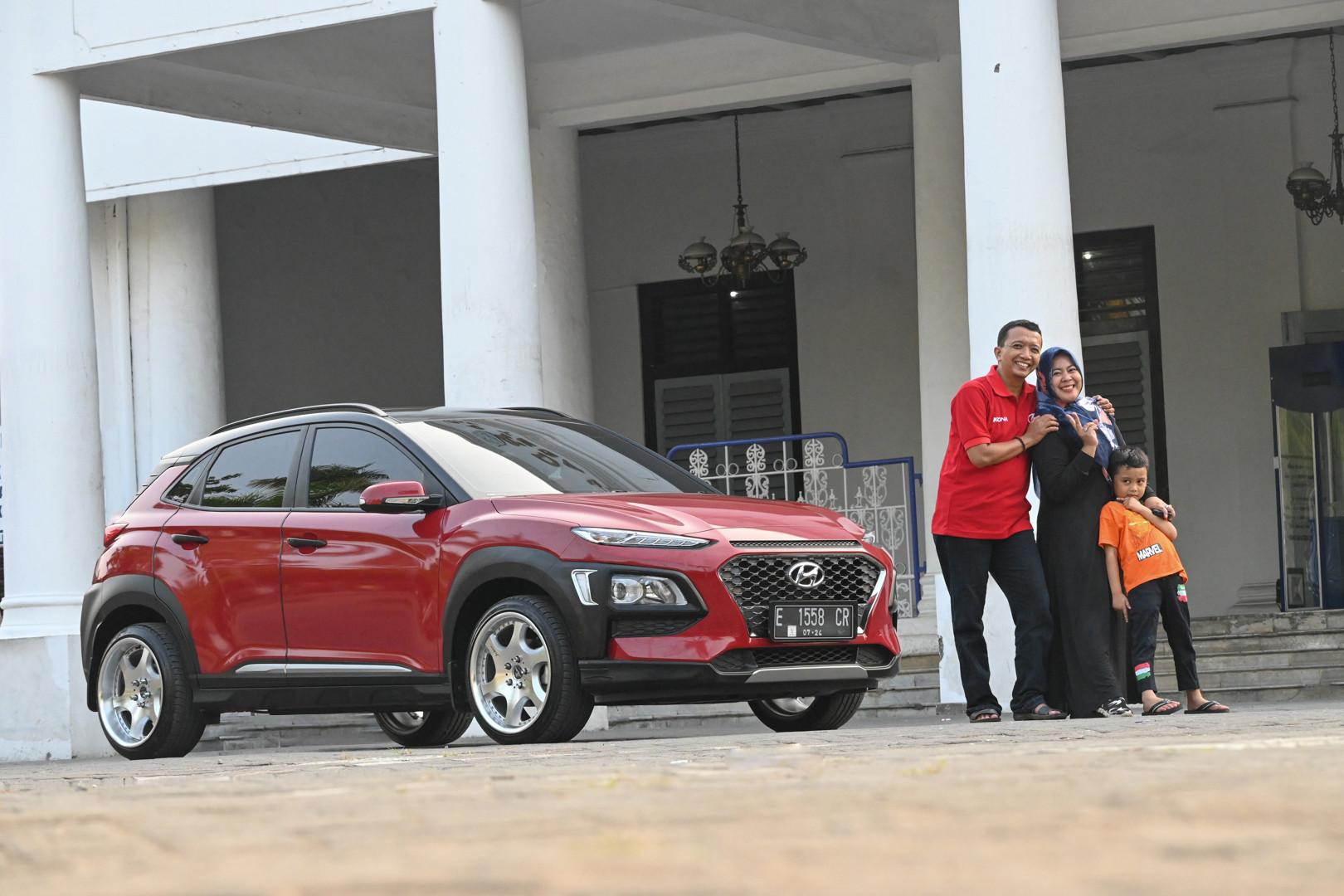 Mesin Hyundai Kona Nafasnya Panjang
