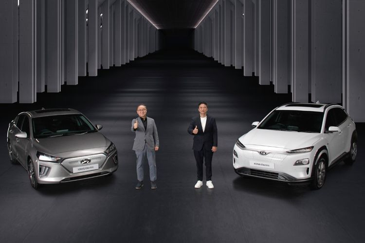 Ini Spesifikasi Hyundai Kona Electric, Bisa Menempuh 345 Km