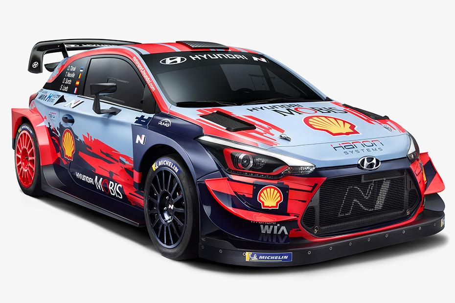 Hyundai I20 Coupe WRC: Penyabet Gelar Juara Reli Dunia