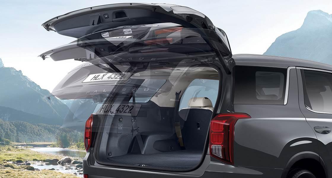 Bagasi Pintar Hyundai Palisade Permudah Akses Bagasi
